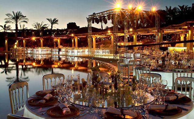 restaurant byblos wedding